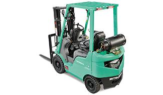 Diesel en LPG Heftrucks